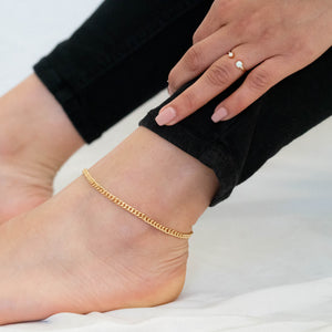 Chain Me Up Anklet