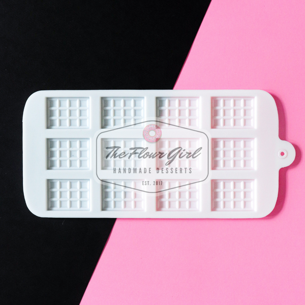 Mini Chocolate Bar Silicone Mold