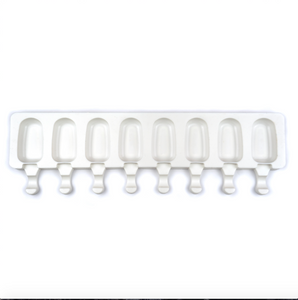 8-Cavity Silicone Cakesicle Mold