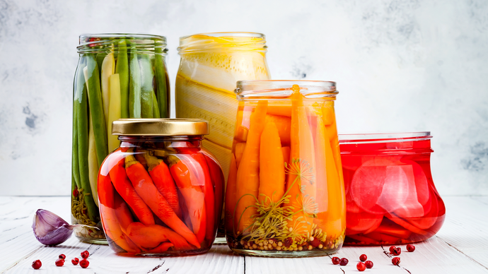 HOW FERMENTED FOODS CAN HELP ACHIEVE GLOWING SKIN?