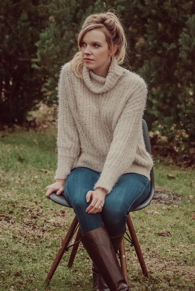 Toasted Marshmallows Sweater