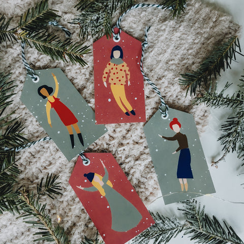 Merry Little Gift Tags