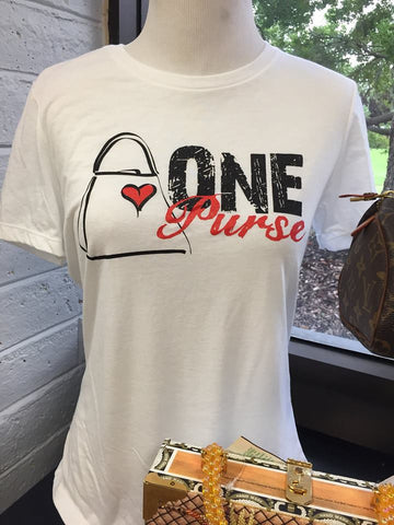 One Purse T-shirt