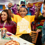 Chuck E. Cheese Kid's Birthday T-Shirt