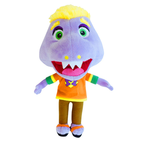 New! Mr. Munch Big Head Stuffed Plush Stuffed Toy