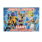 Chuck E. Cheese Giant Coloring & Activity Book for Kids