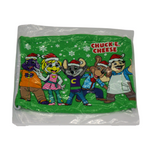 Chuck E. Cheese Green Holiday Face Mask for Kids