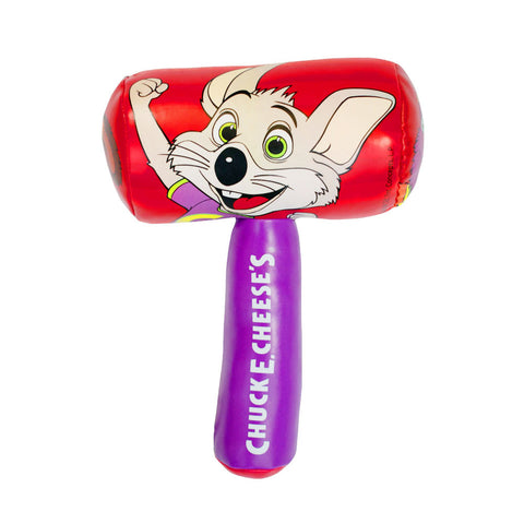 Chuck E. Cheese Jumbo Plush Hammer