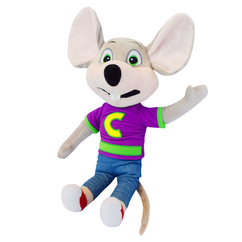 Chuck E. Cheese Plush Stuffed Toy