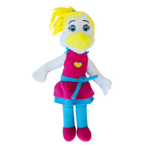Helen Henny Plush Stuffed Toy