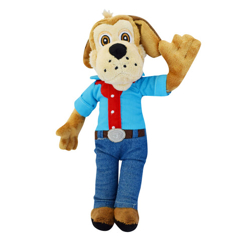 Jasper T. Jowls Plush Stuffed Toy