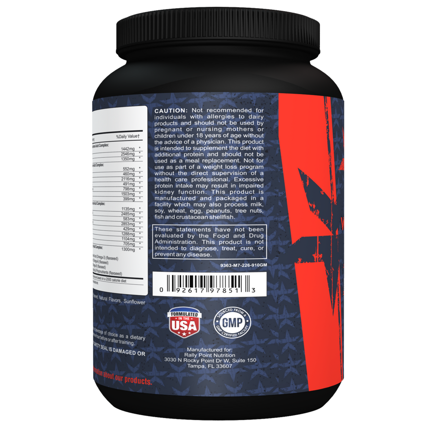 All In One Power Mix (Whey + Creatine)