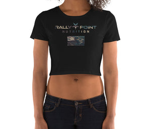 RPN Military Crop Top For Women