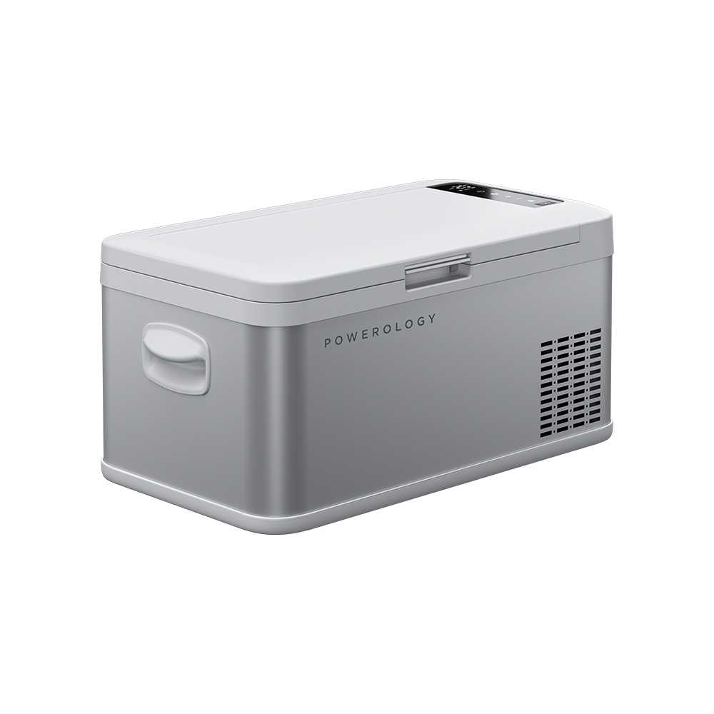 Powerology Portable Fridge & Freezer 15600mAh 18L