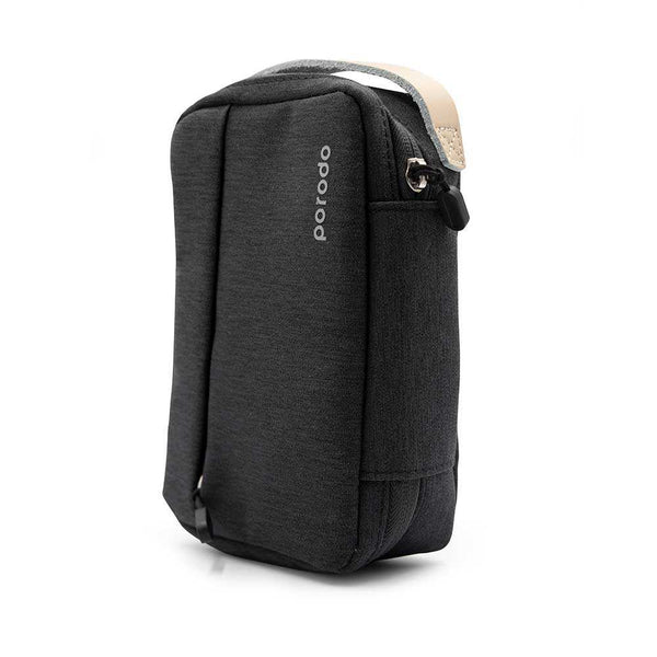 "Porodo Convenient Storage Bag 8.2"" - Black"