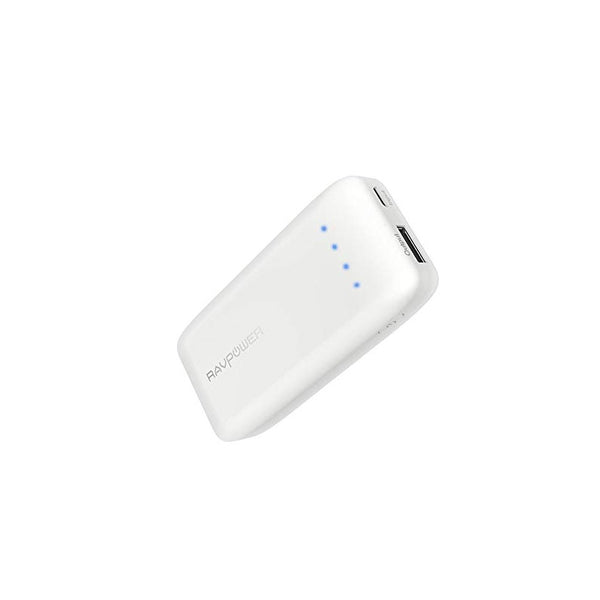 RAVPower 6700mAh ACE Power Bank (iSmart 2.0 Technology, 2.4A Output & 2A Input)