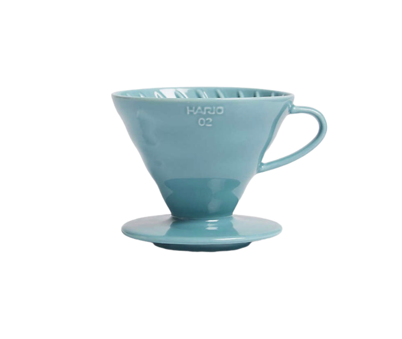 Hario coffee Dripper V60 02 Ceramic - Blue