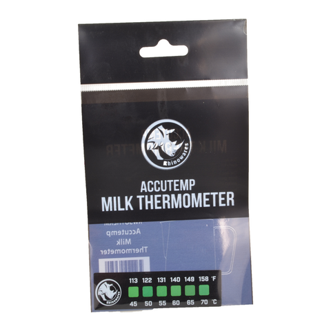 Rhino Accutemp milk thermometer