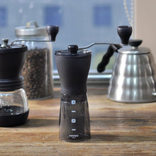 Load image into Gallery viewer, Hario Mini Mill PLUS Ceramic Coffee Mill