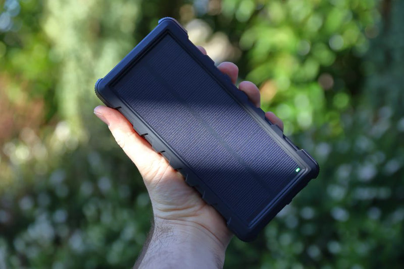 RAVPower Rugged Series Solar Portable Charger 25000mAh