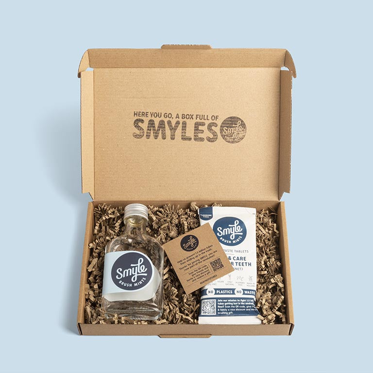 SMYLE STARTER KIT - 2 MONTH SUPPLY