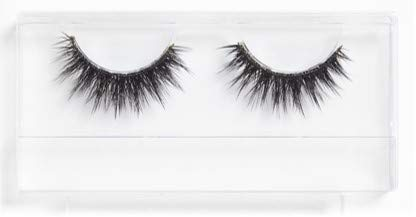 SUPERNOVA - False Lashes - Dramatic, Thick, Varied Length, Black