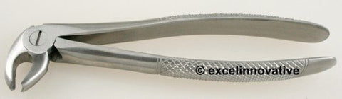 Dental Forceps #22 for Lower Molars, English Pattern - Excel