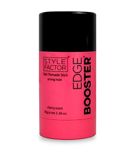 Style Factor Edge Booster Hair Pomade Stick Strong Hold 2.36 oz (CHERRY)