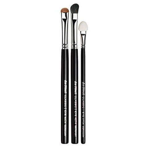 da Vinci BLENDING BRUSH SET / 3 pieces / with step-by-step instruction / handmade in germany, 0.0259999999999999 kg