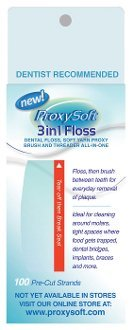 Thornton (now ProxySoft) 3-in-1 Floss - 100 Strands