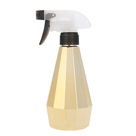 Refillable Stylist Sprayer, Multifunctional Barber Hairdressing Water Sprayer Bottle with Trigger Spray Head and COmfortable Handle, Garden Plants Water Sprayer (2#)
