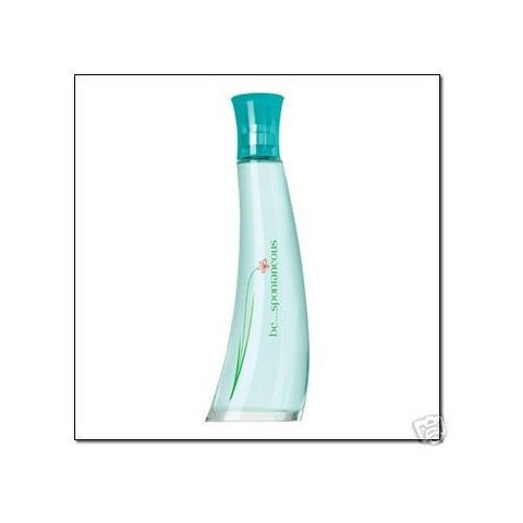 Be Spontaneous by Avon Eau De Toilette Spray 1.7 oz