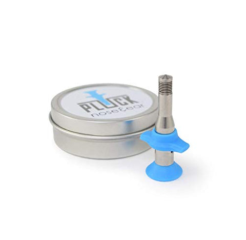 The Pluck Nose Hair & Ear Hair Remover. Designed For Hair Removal In Men & Women. Made In Usa. Compa