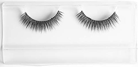 DOLLIES False Eyelashes - Exceptional Blend, Realism, Volume, Black