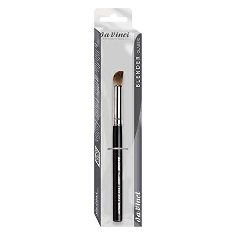 da Vinci BLENDING BRUSH angled / vegan / synthetic fibre / handmade in germany, 0.021 kg