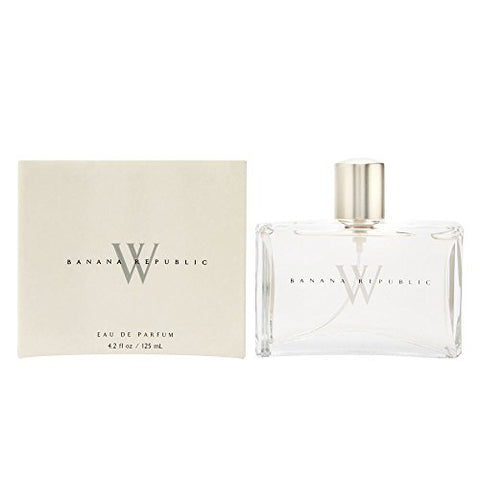 W by Banana Republic for Women 4.2 oz Eau de Parfum Spray