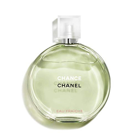 Chanel Chance Eau Fraiche Eau De Toilette EDT 100ml./3.4oz, clear