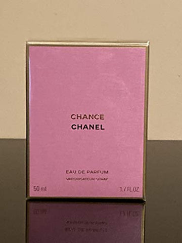 Chanel Chance Eau De Parfum Spray 1.7 Oz