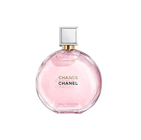 Chance Eau Tendre by Chanel for Women Eau De Parfum Spray 3.4 Ounces