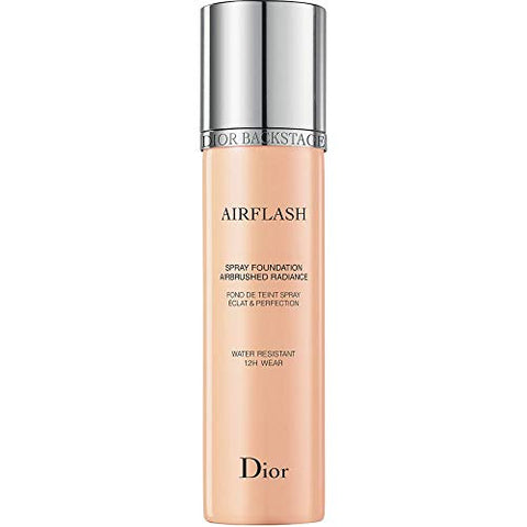 Dior Backstage Airflash Spray Foundation 202 Cameo (Light: Cool Pink Undertone) 2.3 oz