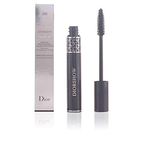 Christian Dior Diorshow Lash Extension Effect Volume Mascara for Women, 698/Pro Brown, 0.33 Ounce