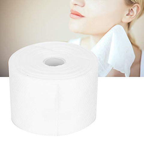 Disposable Face Towel, 30M Soft Face Cleansing Towel Makeup Wipes Remover Cotton Pads Washable Tissue for Home