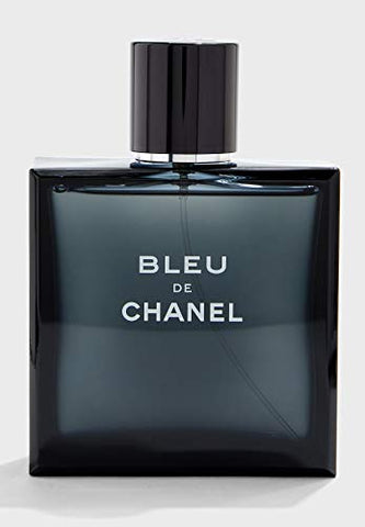 Chanel De Bleu for Men Eau De Toilette Spray, 5.0 Oz