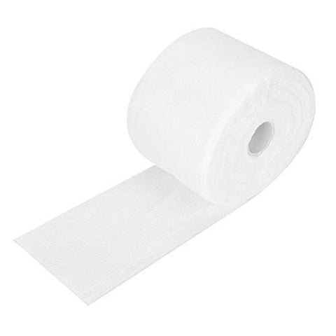 Face Cleansing Cotton Towel Tissue Soft Cotton Pads Disposable Face Washing Towel Perfect for Removing Face and Eye Makeup, 30M
