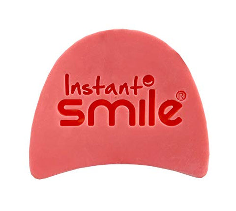 Instant Smile - The Disk Denture Reliner - Forms Using Hot Water