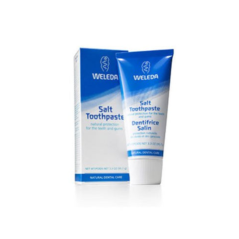 Weleda Toothpaste Salt, 2.5 Fluid Ounce