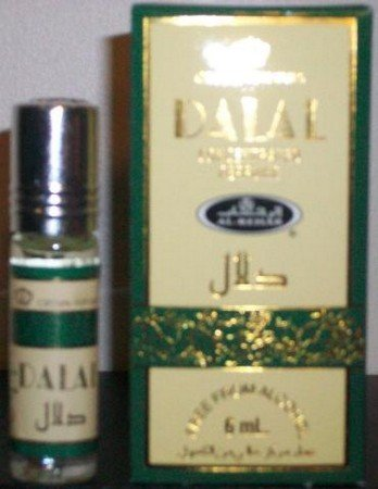 Dalal - 6ml (.2oz) Roll-on Perfume Oil by Al-Rehab (Crown Perfumes) (Box of 6)