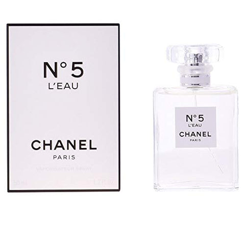 No. 5 L'Eau by Chanel Eau de Toilette Spray 50ml