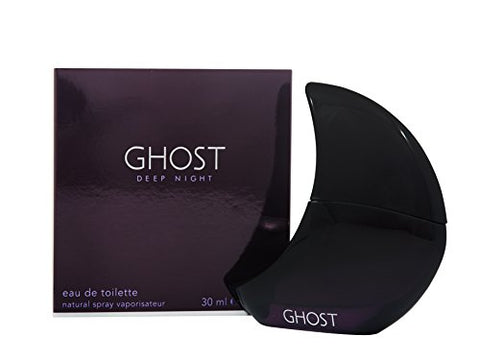 Ghost Deep Night Eau de Toilette Spray for Women, 1 Ounce