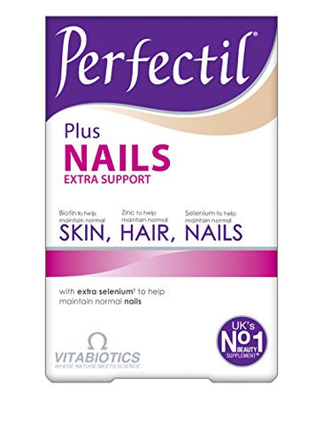 Vitabiotics - Perfectil - Plus Nails Extra Support - 60 Tablets